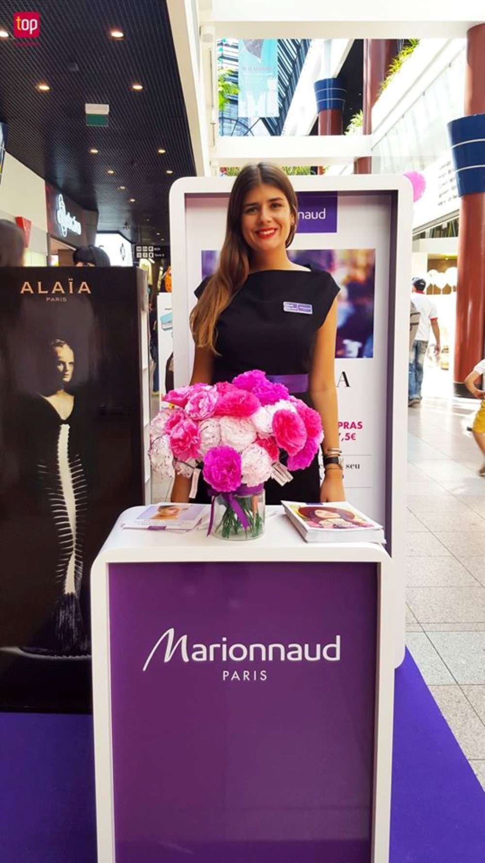 Evento Marionnaud